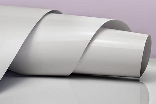 Белизна мелованной бумаги за счет внешнего слоя может достигать 98%